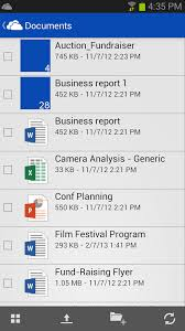 most recent android update microsoft onedrive app updated to v2 5 with sorting and