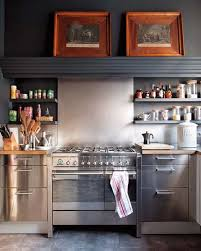 alternatives to upper kitchen cabinets kitchen decoration
