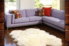 Shag Accent Rugs Best Classic Faux Sheepskin Shag Area Rug Luxury Fur Throw White
