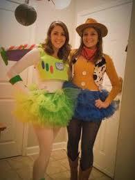 Buzz Lightyear Halloween Costume Woody Buzz Lightyear Costumes Girls Woody Buzz Tutus