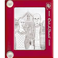15 amazing etch a sketch creations huffpost