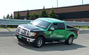 all ford f150 driven protean ford f 150 all electric truck
