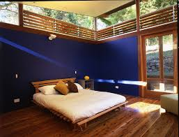 cobalt blue bedroom cobalt blue bedroom with wood casing bedroom beach style and blue