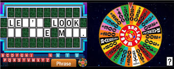 wheel of fortune game template for powerpoint wheel of fortune