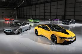 at last bmw offers individual colors for the i8 in the uk