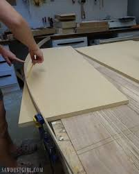 how to build a floating desk how to build a curved floating desk sawdust