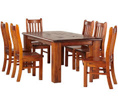Fantastic Furniture Dining Table Normandy Dining Set 7 Fantastic Furniture Popular Classic