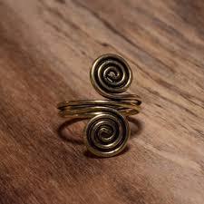 double toe rings images Toe rings archives omishka jpg