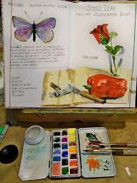 hudson valley sketches fabriano venezia sketchbook journal