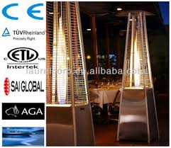Pyramid Gas Patio Heater Stainless Steel Pyramid Flame Heater View Patio Pyramid Flame