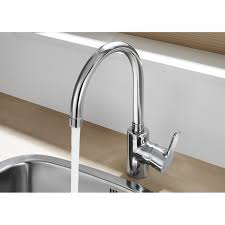 Roca L Single Lever Kitchen Sink Mixer Tap With High Swivel - Roca kitchen sinks