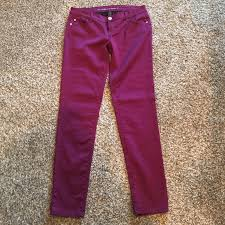 Plum Skinny Jeans Plum Colored Skinny Jeans Jeans To