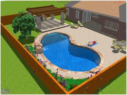 Pool Backyard Design Ideas Backyards Cozy Backyard Above Ground Pool Landscaping Ideas