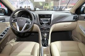 hyundai accent brief about model