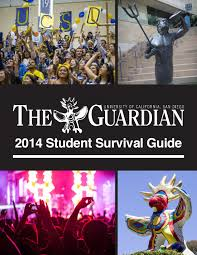 student survival guide 2014 15 by ucsd guardian issuu