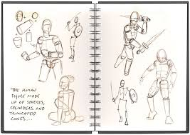 drawing the human figure from the imagination u2013 mini brief