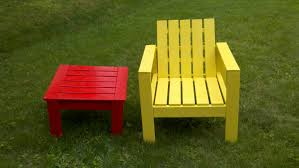 Rustoleum For Metal Patio Furniture - ana white my modern outdoor patio collection diy projects