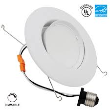 led light design 6 led recessed lighting fixtures 6 led can light
