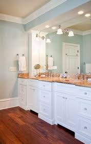 Sherwin Williams Sea Salt Bathroom Light U0026 Airy Master Bathroom Paint Color Is Sea Salt By Sherwin