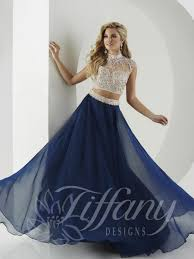 tiffany prom dresses tiffany designs 16135 tiffany designs chique