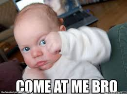 Angry Baby Meme - angry baby meme funniest pictures