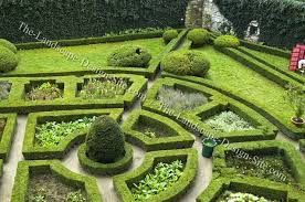 Herb Garden Layouts Formal Herb Garden Ideas