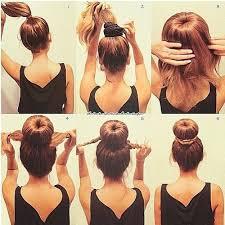 sock bun hair 12 sock bun hairstyles to create your magnetic image