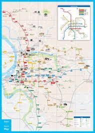 Chicago Metro Map Pdf by Taipei Map My Blog