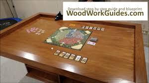 diy gaming table youtube
