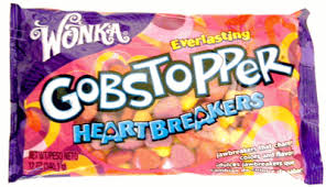 gobstopper hearts gobstopper heartbreakers heart candies 12oz candies