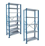 Heavy Duty Steel Shelving by Metal And Steel Shelving Buymetalshelving Com