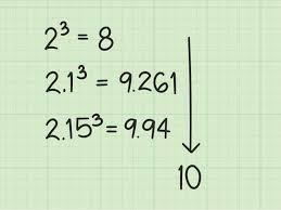how to calculate cube root by hand with pictures wikihow
