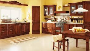 kitchens with dark cabinets and dark floors wall color amazing