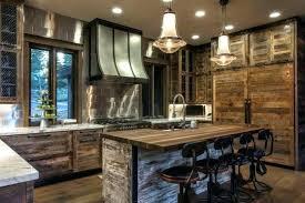 rustic kitchen ideas pictures modern rustic kitchen decor partum me