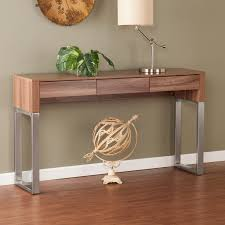 Contemporary Console Table Console Table With Drawers Modern Drawer Ideas