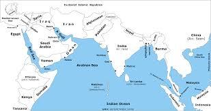 Ocean Maps Arabic Maps And Ships 1 Arabic Numerals Are The Origin Of India U0027s
