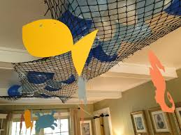 Mermaid Decorations For Home Diy Little Mermaid Party Diy Show Off Diy Decorating And