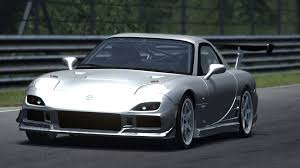 mazda rx7 2016 cars list assetto corsa database