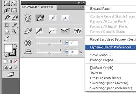 overview dynamic sketch preferences illustrator tips vectorboom