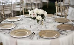 silver wedding plates decorate my wedding silver charger plate table accents