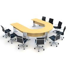U Shaped Boardroom Table U Shaped Conference Table At Rs 18000 Piece Conference Room