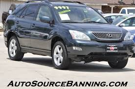 2004 lexus rx330 problems 2004 lexus rx 330 4dr suv in banning ca auto source
