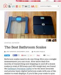 Most Accurate Digital Bathroom Scale The 25 Best Best Bathroom Scale Ideas On Pinterest Beach Style