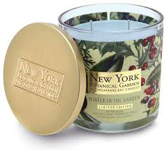 Home Sick Candles Amazon Com New York Botanical Garden By Chesapeake Bay Candle