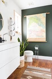 Best  Wood Floor Bathroom Ideas Only On Pinterest Teak - White cabinets dark floor bathroom
