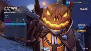 halloween reaper background overwatch overwatch pumpkin reaper
