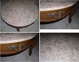 top coffee table french provincial
