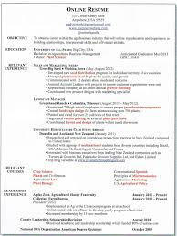 Best Online Resume by Online Resumes Examples Choose Online Resume Format Download Best