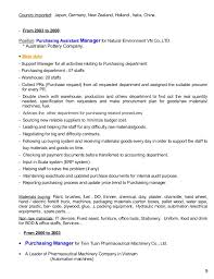 Profile Part Of A Resume La My Hao Cv Updated 2015