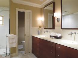 Granite Bathroom Vanity by Choosing Bathroom Countertops Hgtv